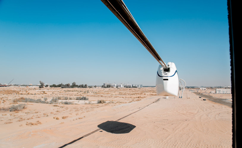 SkyWay - Sharjah Research Technology and Innovation Park /materiały prasowe
