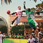 Slamball - koszykówka, w którą musisz zagrać!