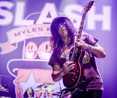 Slash w Atlas Arenie w Łodzi. Relacja i zdjęcia z koncertu