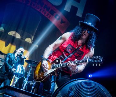 """Slash w Łodzi: Doda śpiewa w """"Sweet Child O' Mine""""!"""