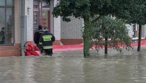 Śląsk: Podtopienia i zalania po intensywnych deszczach