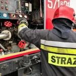 Śląsk: Tragiczny pożar w Chorzowie. Zginęła jedna osoba