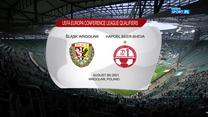 Śląsk Wrocław - Hapoel Beer Szewa 2:1. Skrót meczu (POLSAT SPORT) Wideo