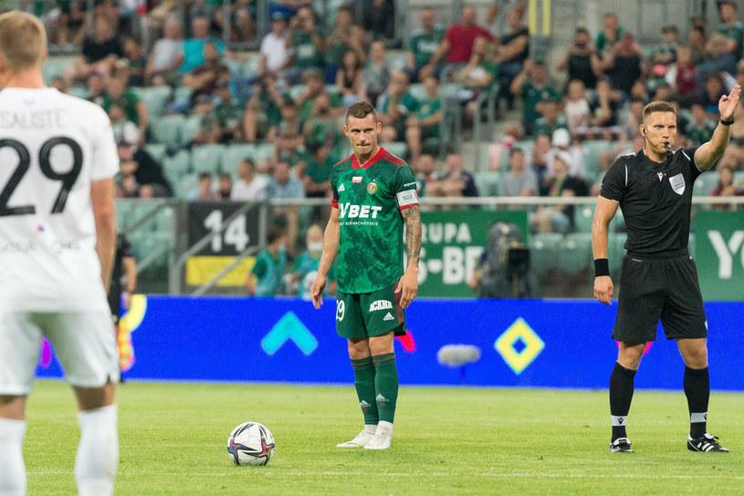 Śląsk Wrocław rozpocznie kolejną odsłonę zmagań o Ligę Konferencji /Mateusz Kuzniak/REPORTER /East News