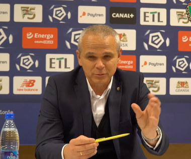 Śląsk Wrocław. Vítezslav Laviczka: Jeżeli przegrywamy, to nie możemy być zadowoleni. Wideo