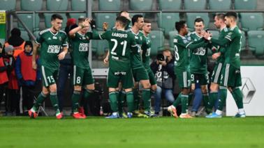 Śląsk Wrocław w związku z koronawirusem obniżył pensje swoich zawodników