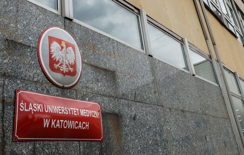 Śląski Uniwersytet Medyczny w Katowicach, zdjęcie ilustracyjne / Maciej Jarzebinski /Agencja FORUM