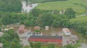 Śląskie, Małopolska: Alarmy przeciwpowodziowe