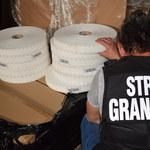 Śląskie: Nielegalna fabryka papierosów zlikwidowana