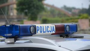 Śląskie: Pomagał poszkodowanej w wypadku. Spadł z wiaduktu