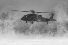 Śląskie: Tragiczny wypadek helikoptera. Nie żyją dwie osoby