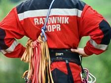 Śląskie: Turystka schodziła z Szyndzielni. Akcja GOPR