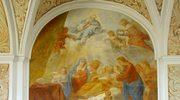 Śląskie: W kościele w Bestwinie odkryto zabytkową polichromię