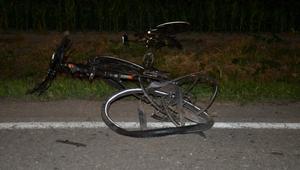 Śląskie: Wjechał w grupę rowerzystów. Dwie ofiary