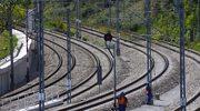 Śląskie: Wstrzymany ruch pociągów. Powodem pocisk artyleryjski