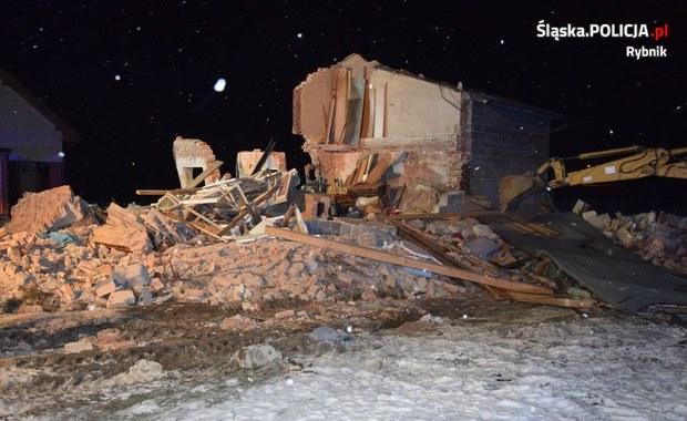Śląskie: Wybuch gazu w domu jednorodzinnym. Nie żyje 53-latek