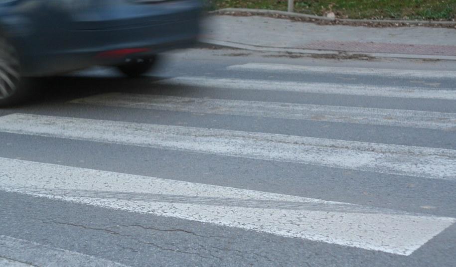Śląskie: Zmarła 15-latka, potrącona przez pijanego kierowcę. Zdjęcie ilustracyjne /Maciej Nycz /RMF FM
