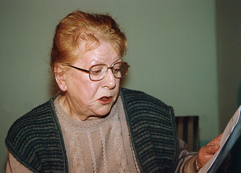 Sława Kwaśniewska /- /AKPA