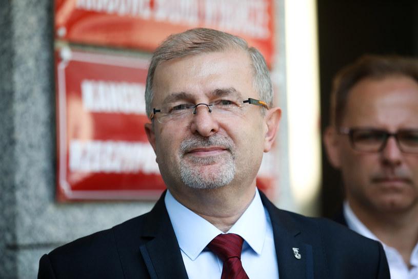 Sławomir Antonik, kandydat Bezpartyjnych /fot. Andrzej Iwanczuk /Reporter