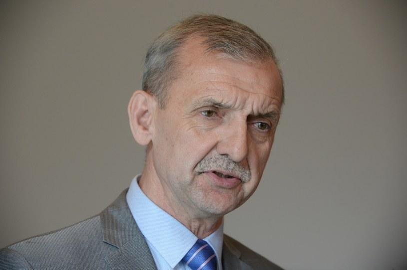 Sławomir Broniarz o nowym ministrze edukacji narodowej Dariuszem Piontkowskim: Miałem z nim mało fortunną wymianę zdań /Jan Bielecki /East News