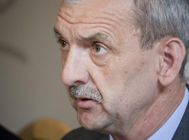 Sławomir Broniarz /Krystian Dobuszyński /Reporter