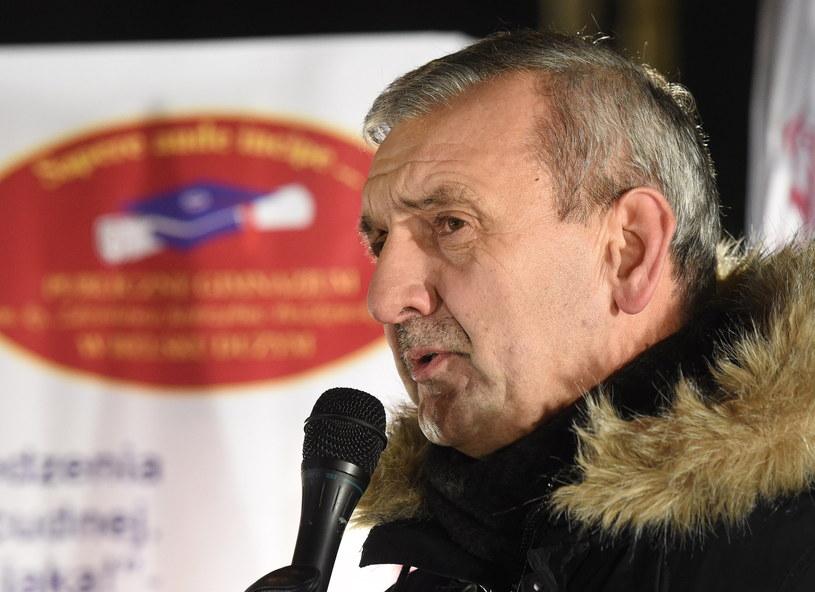 Sławomir Broniarz /Radek Pietruszka /PAP