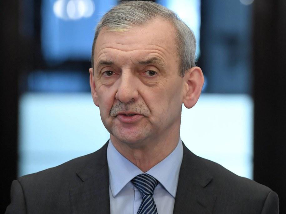 Sławomir Broniarz / Radek Pietruszka   /PAP
