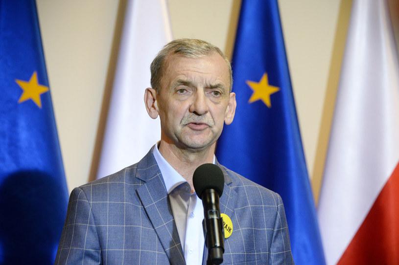 Sławomir Broniarz /Jan Bielecki /East News