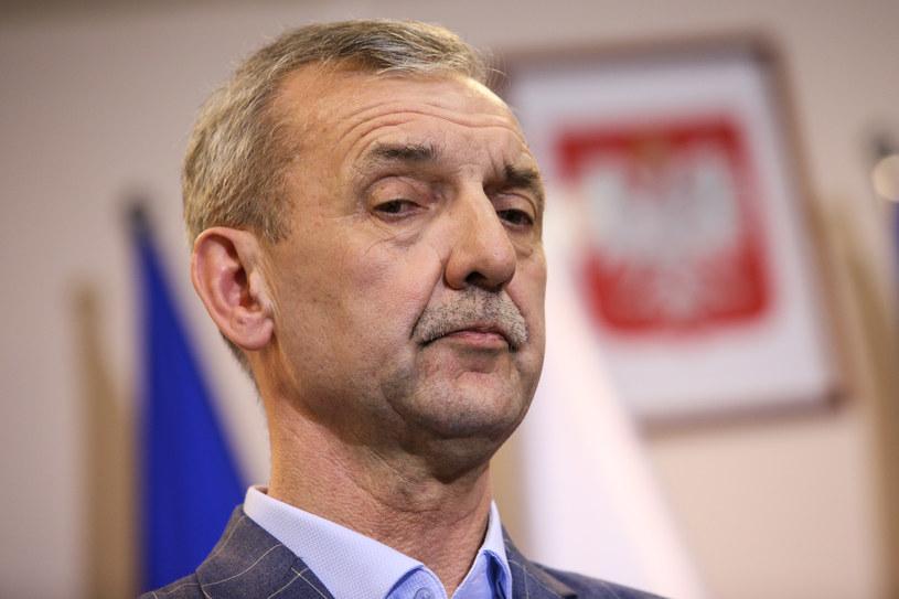 Sławomir Broniarz /Andrzej Hulimka  /Reporter