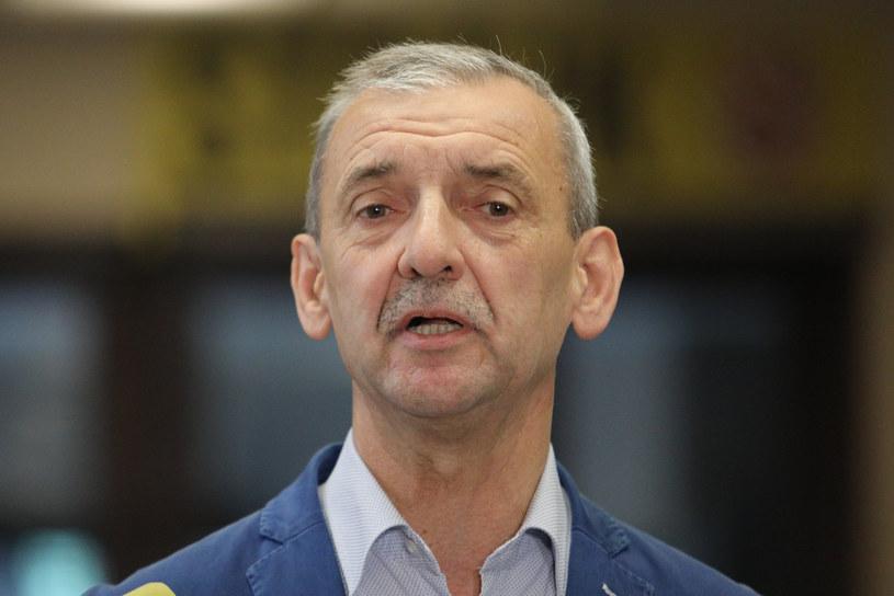 Sławomir Broniarz /Tomasz Jastrzębowski /Reporter