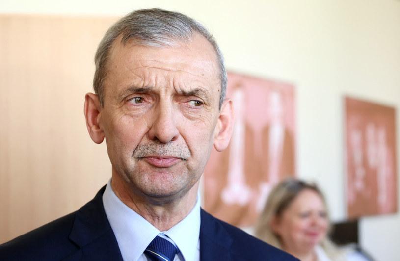 Sławomir Broniarz /Mariusz Grzelak /Reporter