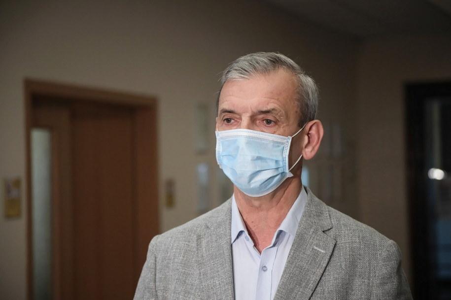 Sławomir Broniarz /Wojciech Olkuśnik /PAP