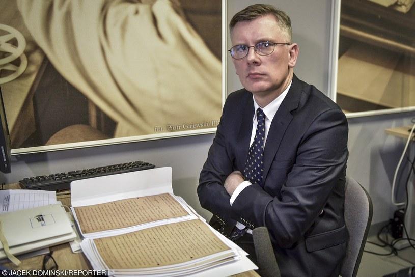 Sławomir Cenckiewicz /Jacek Domiński /Reporter