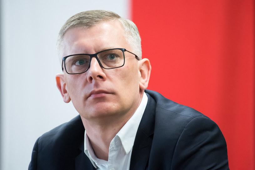 Sławomir Cenckiewicz /Wojciech Strozyk/ /Reporter