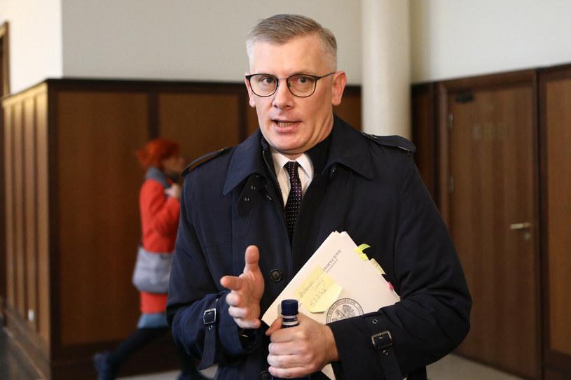 Sławomir Cenckiewicz /Tomasz Jastrzebowski/ /Reporter