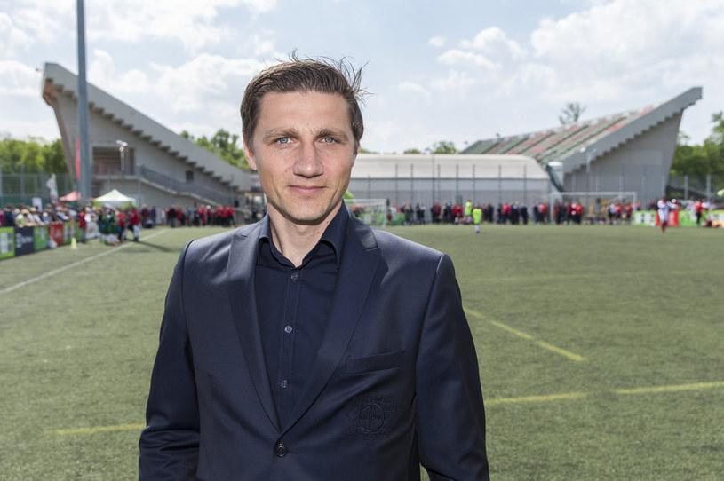 Sławomir Czarniecki, koordynator akademii Bayeru Leverkusen /Newspix