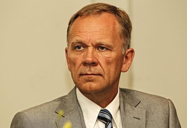 Sławomir Dudziński, prezes Totalizatora Sportowego /fot. Andrzej Stawiński /Reporter