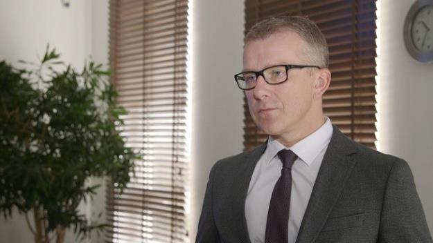 Sławomir Grzelczak, prezes B IG InfoMonitor /Newseria Biznes