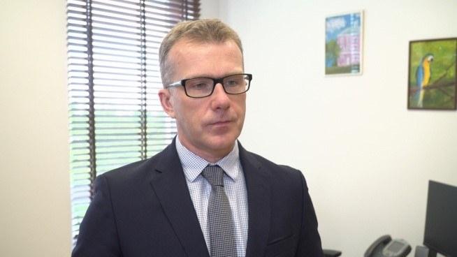 Sławomir Grzelczak, prezes BIG InfoMonitor /Newseria Biznes