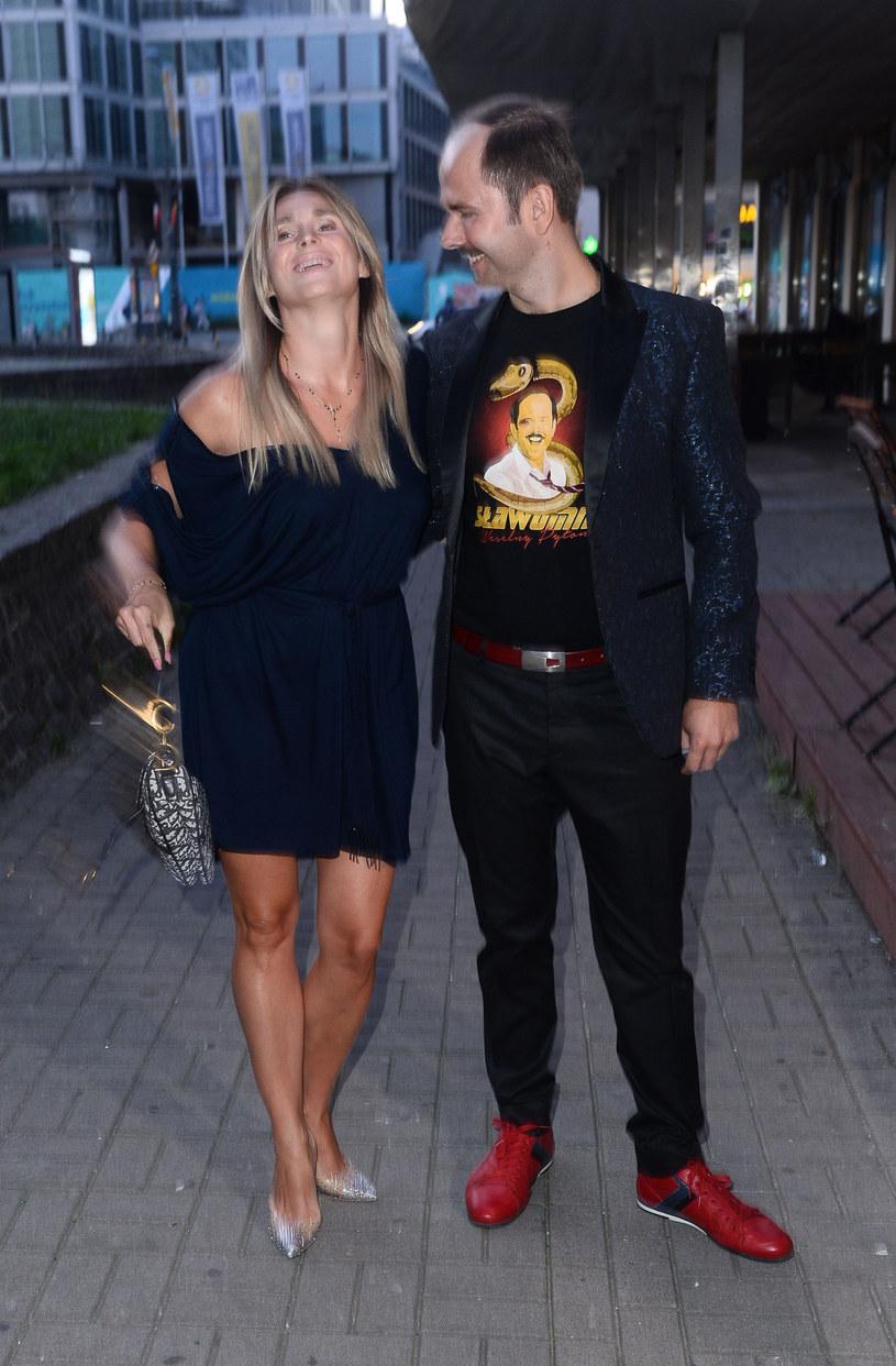 Sławomir i Kajra /VIPHOTO /East News
