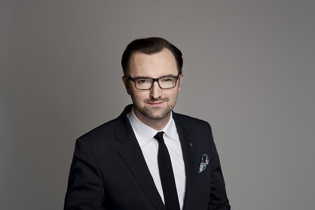 Sławomir Mazurek, wiceminister środowiska /Informacja prasowa
