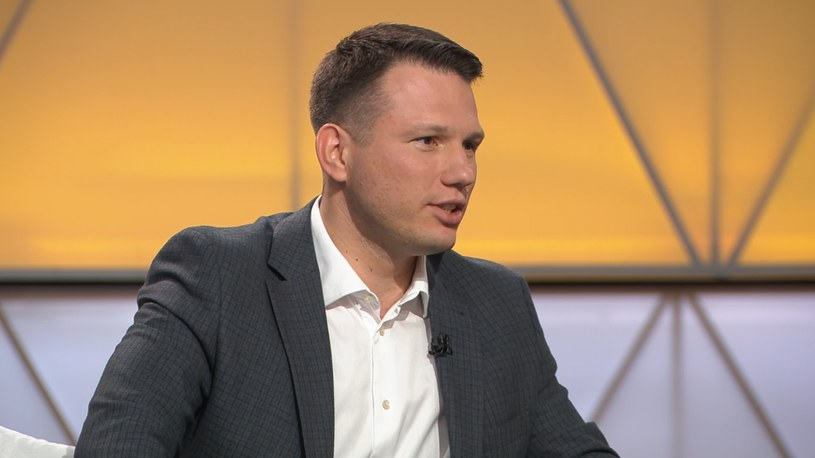 Sławomir Mentzen (Konfederacja) /Polsat News