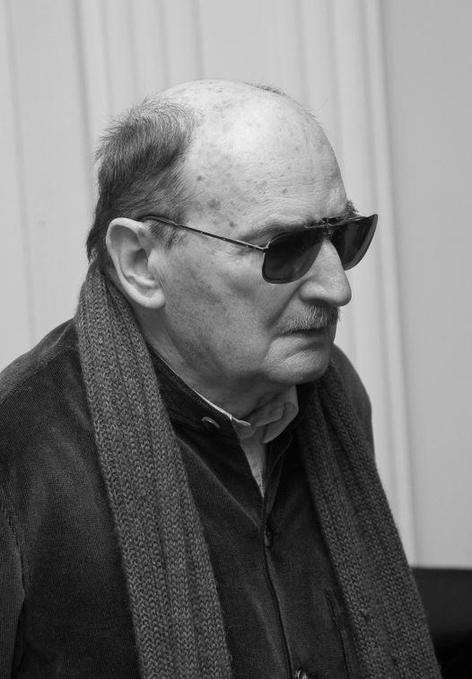 Sławomir Mrożek zmarł w ubiegły czwartek w Nicei /Stach Leszczyński /PAP