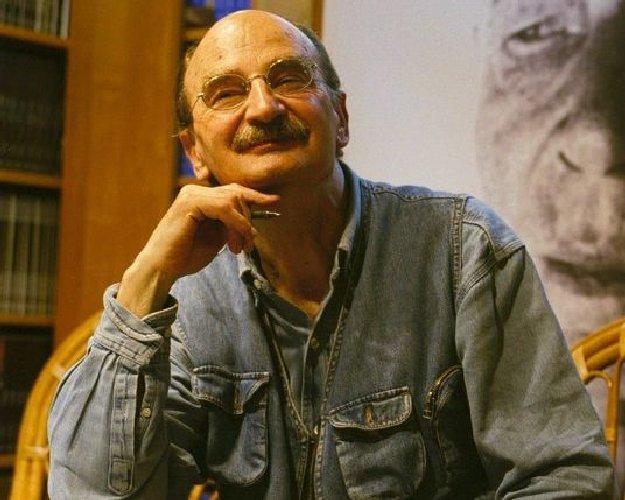 Sławomir Mrożek został laureatem Nagrody PEN Clubu / fot. P. Terlikowski /Agencja SE/East News