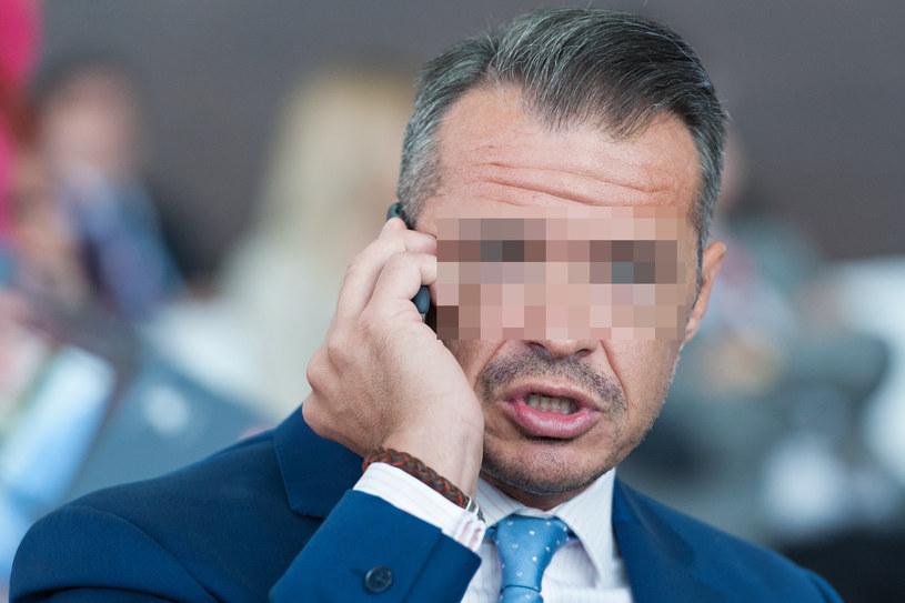 Sławomir N., były p.o. szefa ukraińskiej państwowej agencji dróg Ukrawtodor /Lukasz Dejnarowicz /Agencja FORUM