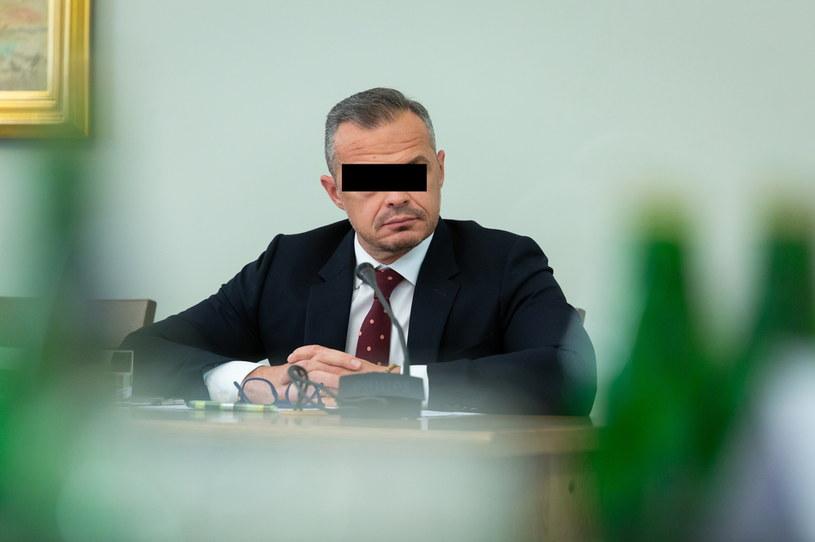 Sławomir N. /Mateusz Wlodarczyk /Agencja FORUM