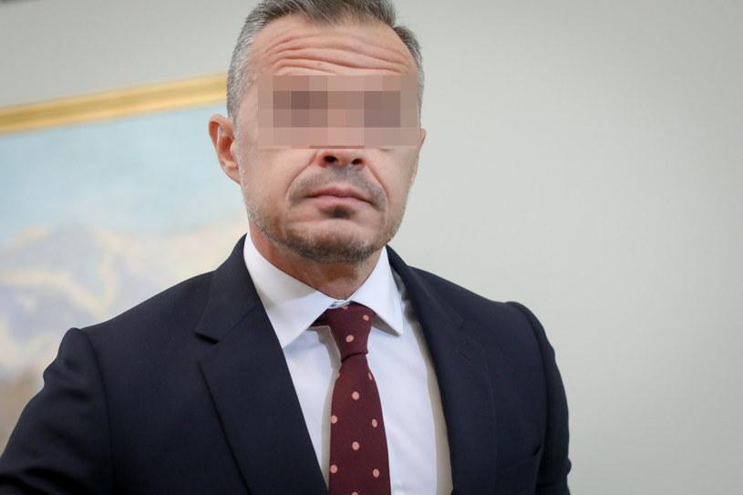 Sławomir N. /fot. Andrzej Iwanczuk/REPORTER /Reporter