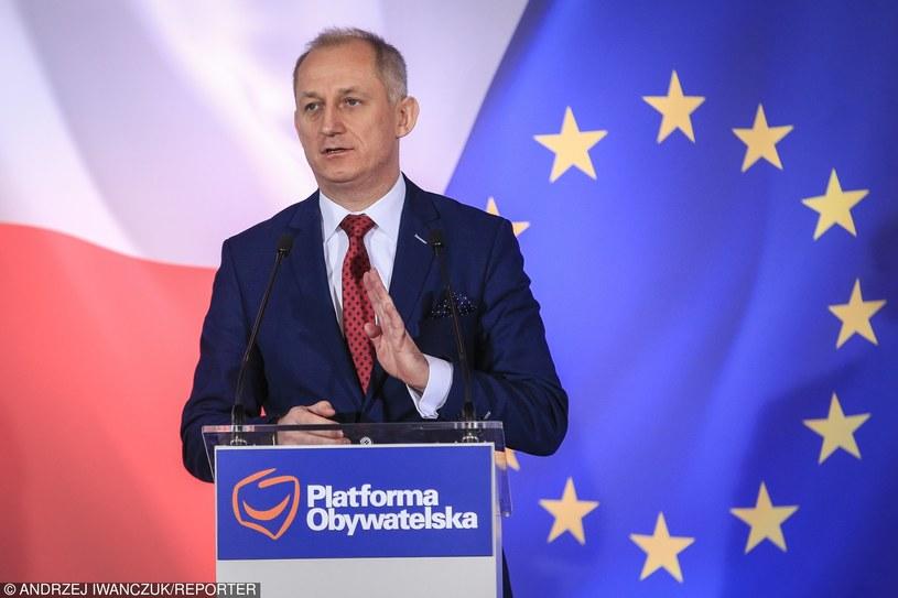 Sławomir Neumann /Andrzej Iwańczuk /Reporter