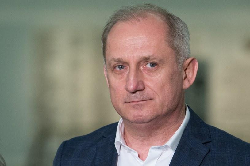 Sławomir Neumann /Tomasz Jastrzębowski /Reporter