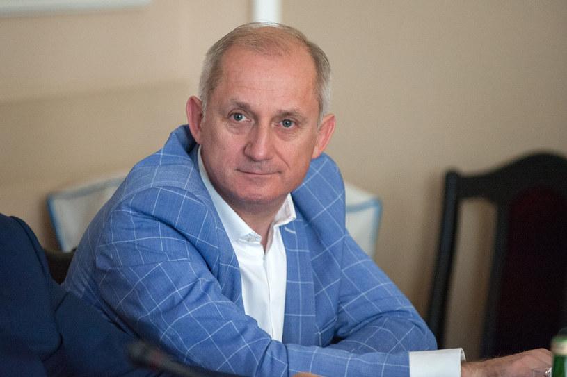 Sławomir Neumann /Grzegorz Krzyzewski /Reporter